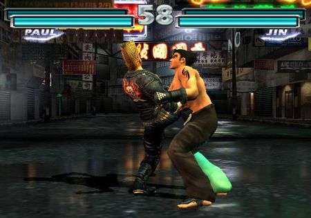 Tekken Tag Tournament - 07129
