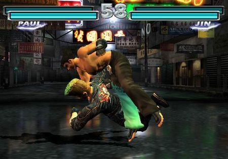 Tekken Tag Tournament - 07130