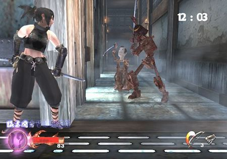 Tenchu 3: Wrath of Heaven - 37607