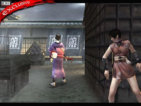 Tenchu: Fatal Shadows - 48059