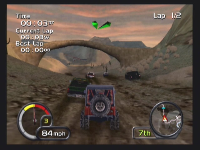 Test Drive Off-Road: Wide Open - 21467