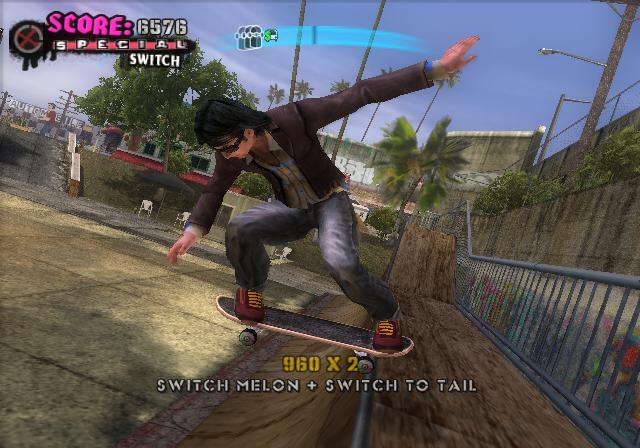 Tony Hawk's American Wasteland - 49708