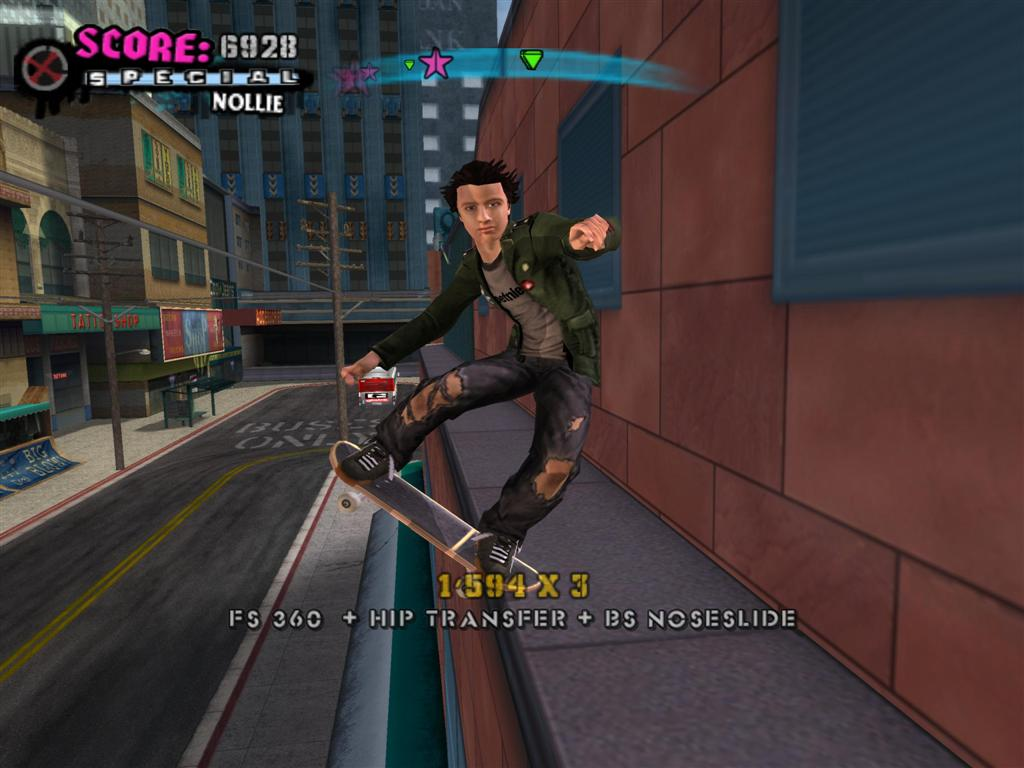 Tony Hawk's American Wasteland - 49709