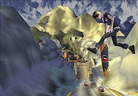 Tony Hawk''s Downhill Jam - 55607