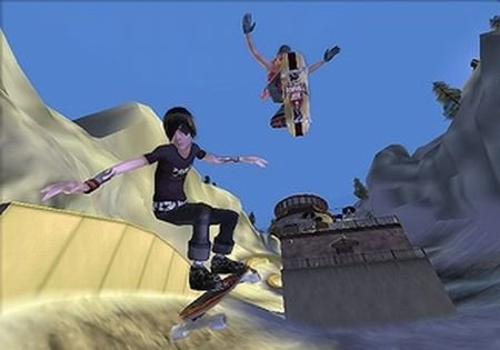 Tony Hawk''s Downhill Jam - 55609