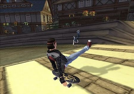 Tony Hawk''s Downhill Jam - 55610
