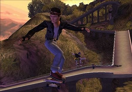 Tony Hawk''s Downhill Jam - 55613