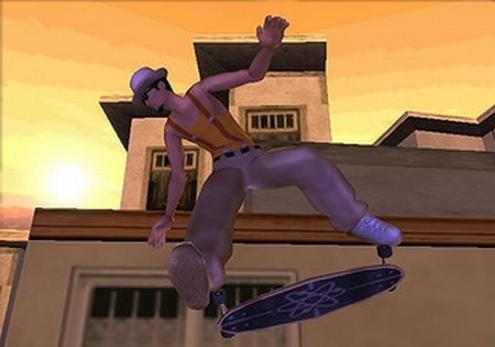 Tony Hawk''s Downhill Jam - 55615