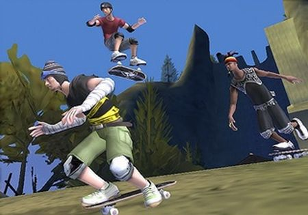 Tony Hawk''s Downhill Jam - 55616