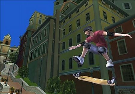 Tony Hawk''s Downhill Jam - 55620