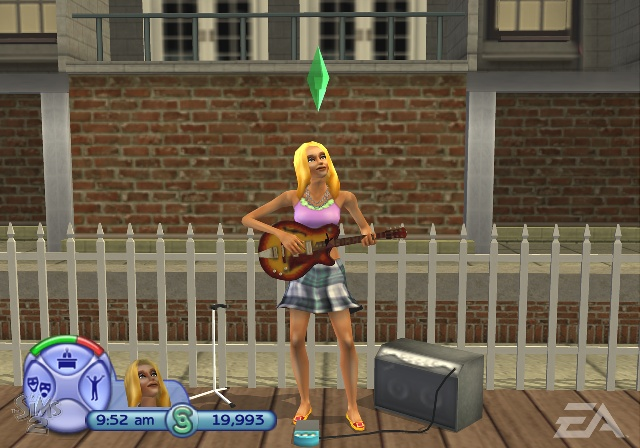 The Sims 2 - 51292