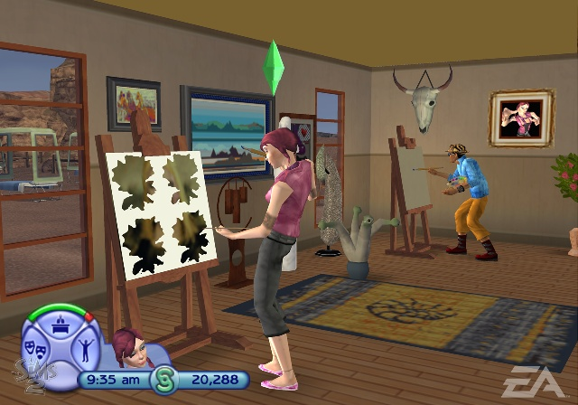 The Sims 2 - 51294
