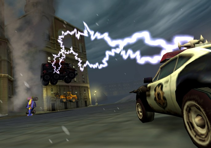 Twisted Metal: Head-On: Extra Twisted Edition - 57153