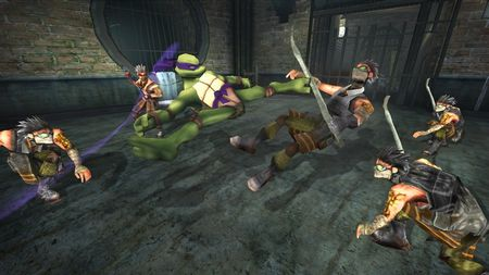 TMNT: Teenage Mutant Ninja Turtles - 55200