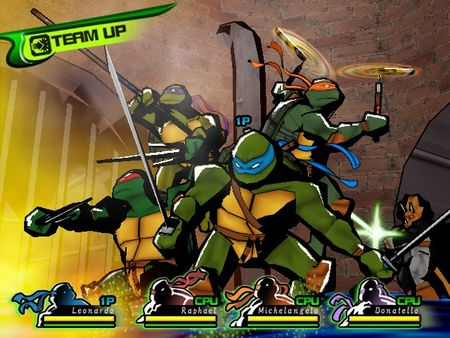 Teenage Mutant Ninja Turtles 3 - 51202