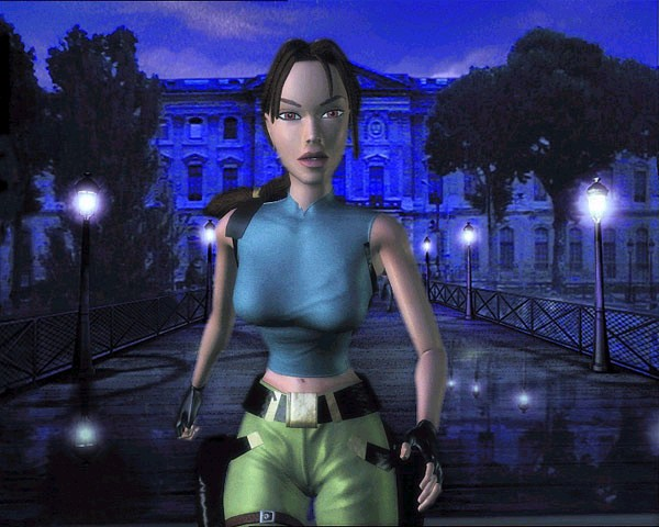 Lara Croft Tomb Raider: The Angel of Darkness - 27613