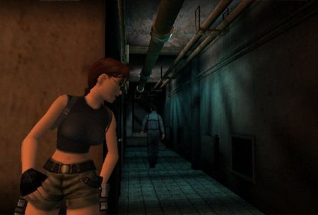 Lara Croft Tomb Raider: The Angel of Darkness - 27575