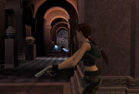 Lara Croft Tomb Raider: The Angel of Darkness - 27584