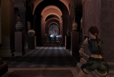 Lara Croft Tomb Raider: The Angel of Darkness - 27585