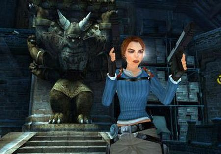 Tomb Raider Legend - 52631