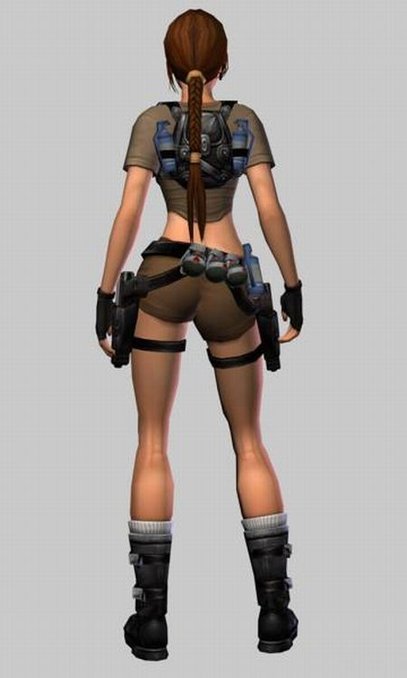 Tomb Raider Legend - 52637