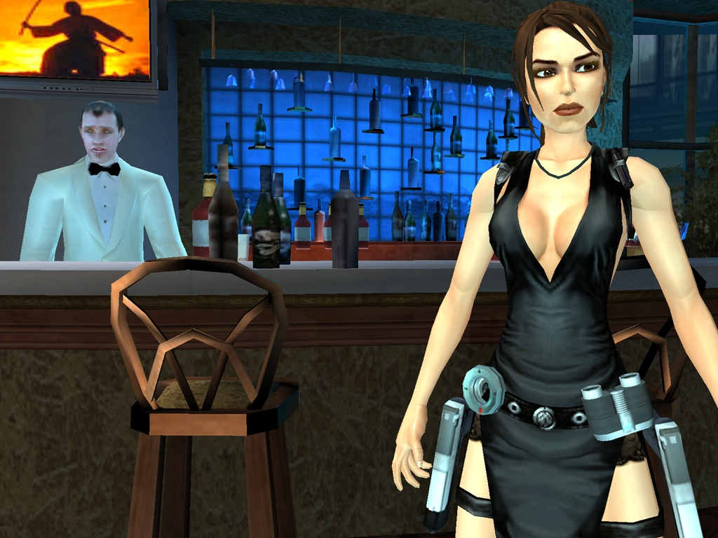 Tomb Raider Legend - 52619