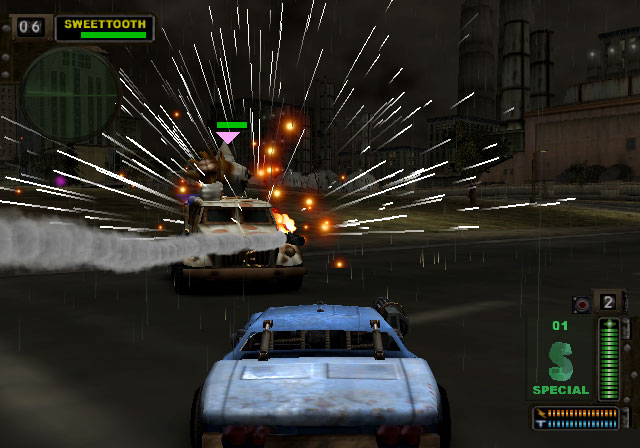 Twisted Metal: Black - 12692