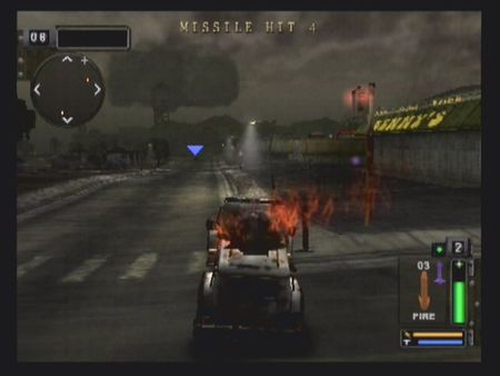 Twisted Metal: Black - 12625