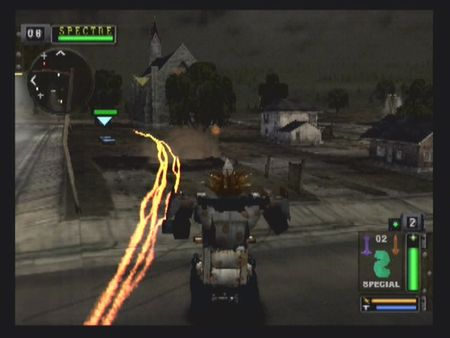 Twisted Metal: Black - 12628