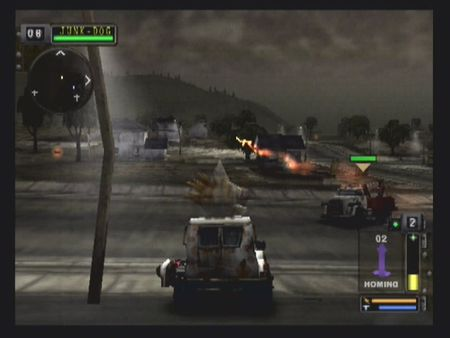 Twisted Metal: Black - 12631