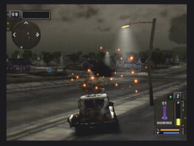 Twisted Metal: Black - 12632