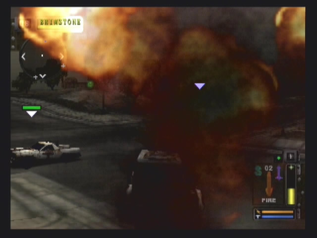 Twisted Metal: Black - 12637