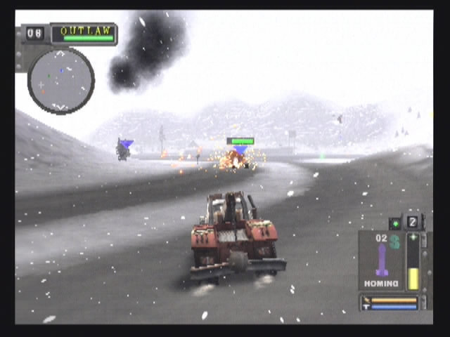 Twisted Metal: Black - 12664
