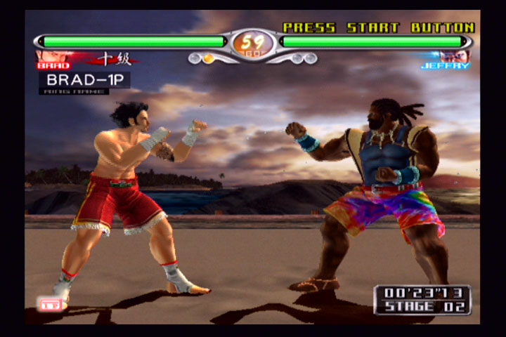 Virtua Fighter 4: Evolution - 38695