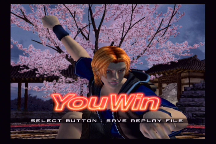 Virtua Fighter 4: Evolution - 38701