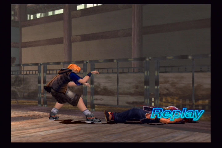 Virtua Fighter 4: Evolution - 38709