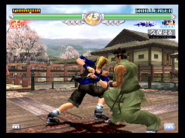 Virtua Fighter 4 - 26060