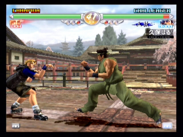 Virtua Fighter 4 - 26077