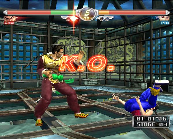 Virtua Fighter 4 - 26155