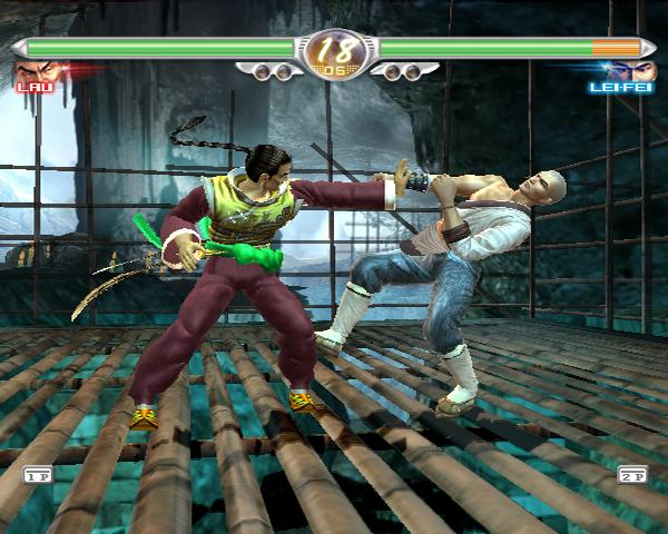 Virtua Fighter 4 - 26157