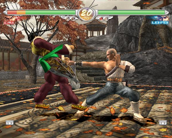 Virtua Fighter 4 - 26158