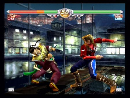 Virtua Fighter 4 - 25975