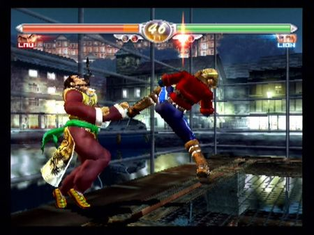 Virtua Fighter 4 - 25980