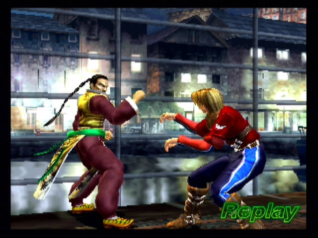 Virtua Fighter 4 - 25981