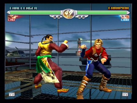 Virtua Fighter 4 - 25984