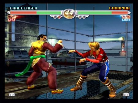 Virtua Fighter 4 - 25990