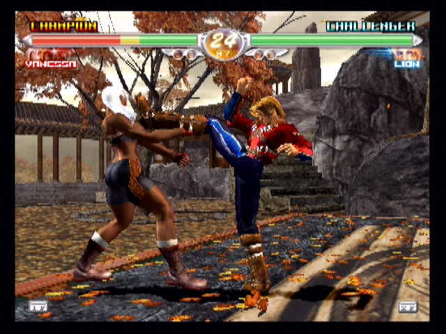 Virtua Fighter 4 - 25995