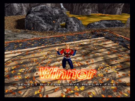 Virtua Fighter 4 - 25997