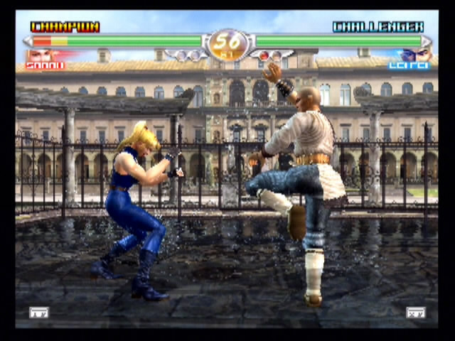 Virtua Fighter 4 - 26008