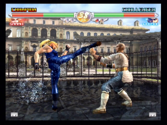 Virtua Fighter 4 - 26011
